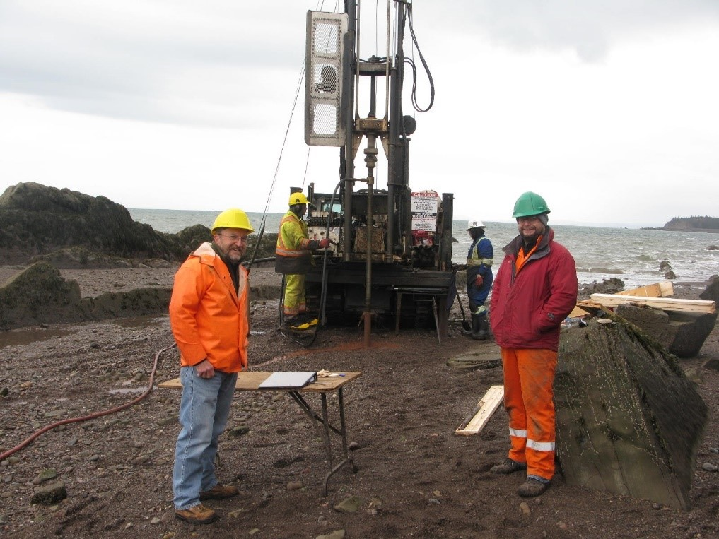 BRTP Land Based Geotechnical Investigations