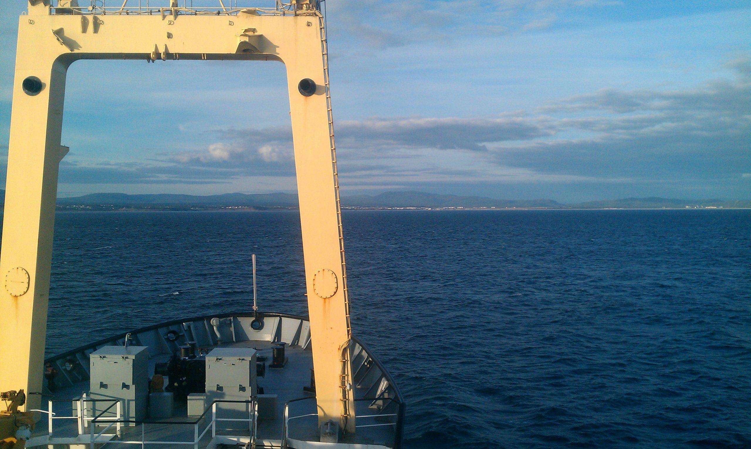 Seafloor Mapping and Seep Sampling VBPR