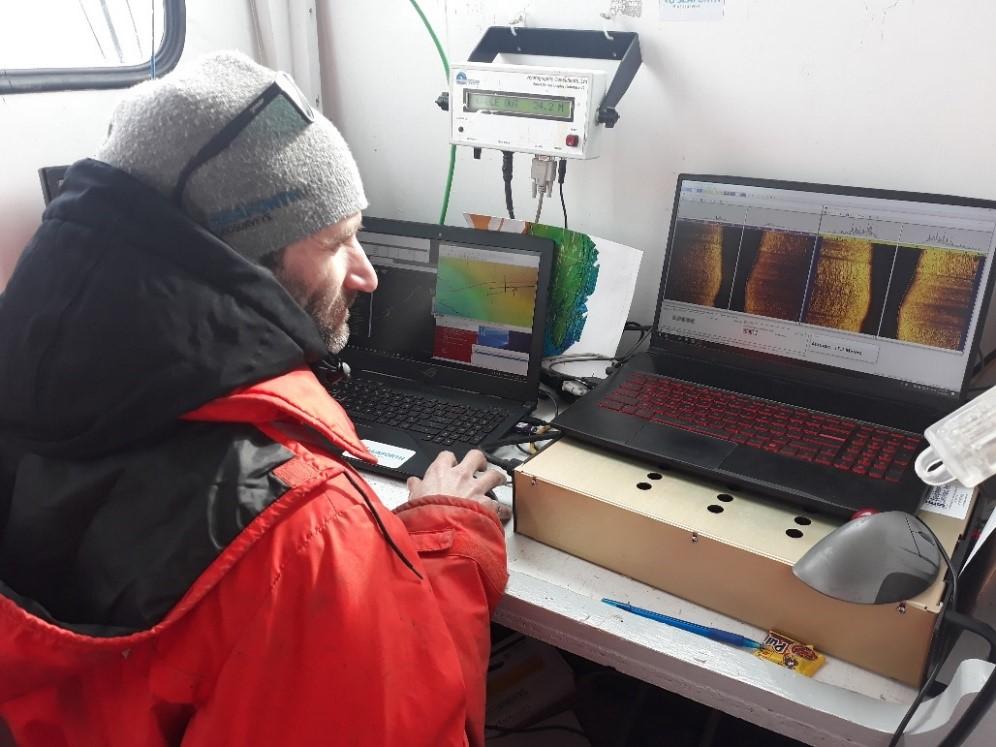 Seafloor Infrastructure Inspection & Assessment Survey